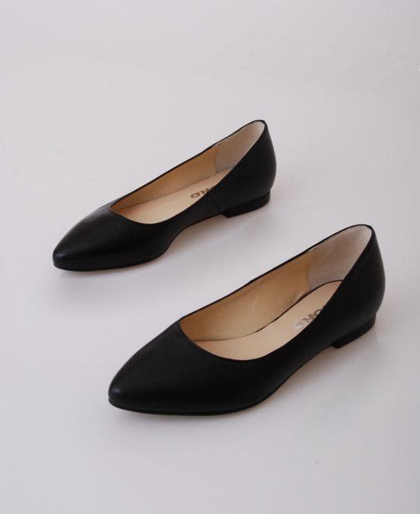 Czarna balerina 5713-101