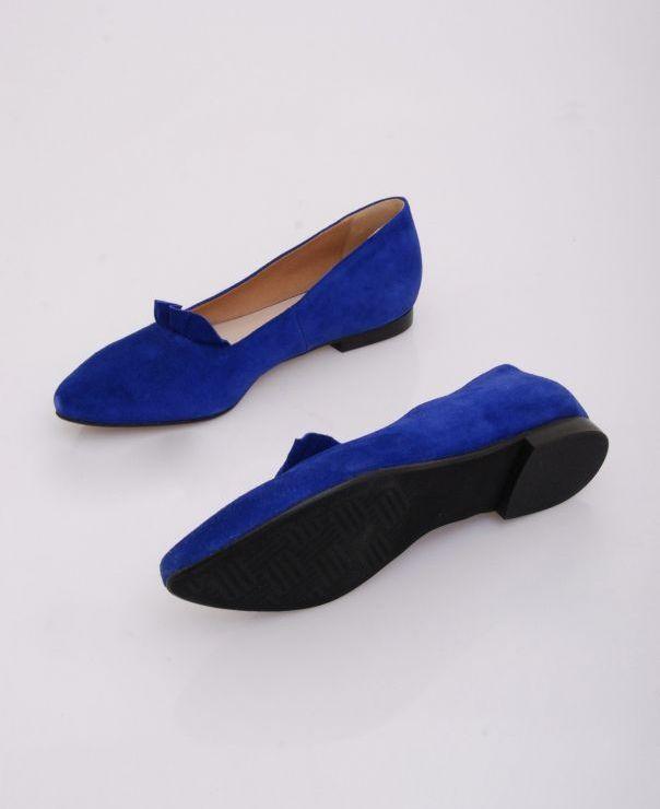 Niebieska balerina 6083-354