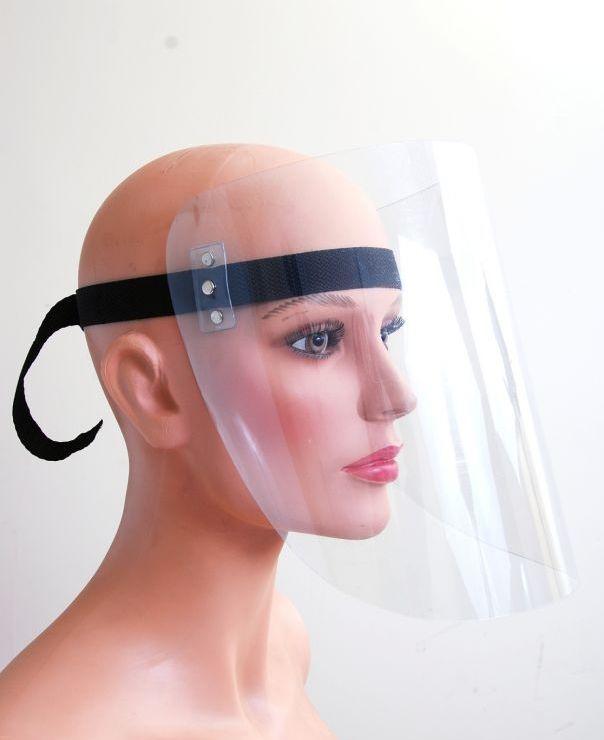 Przyłbica ochronna na twarz Przyłbica ochronna na twarz