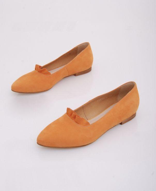 Balerina 6083-pomarańcz